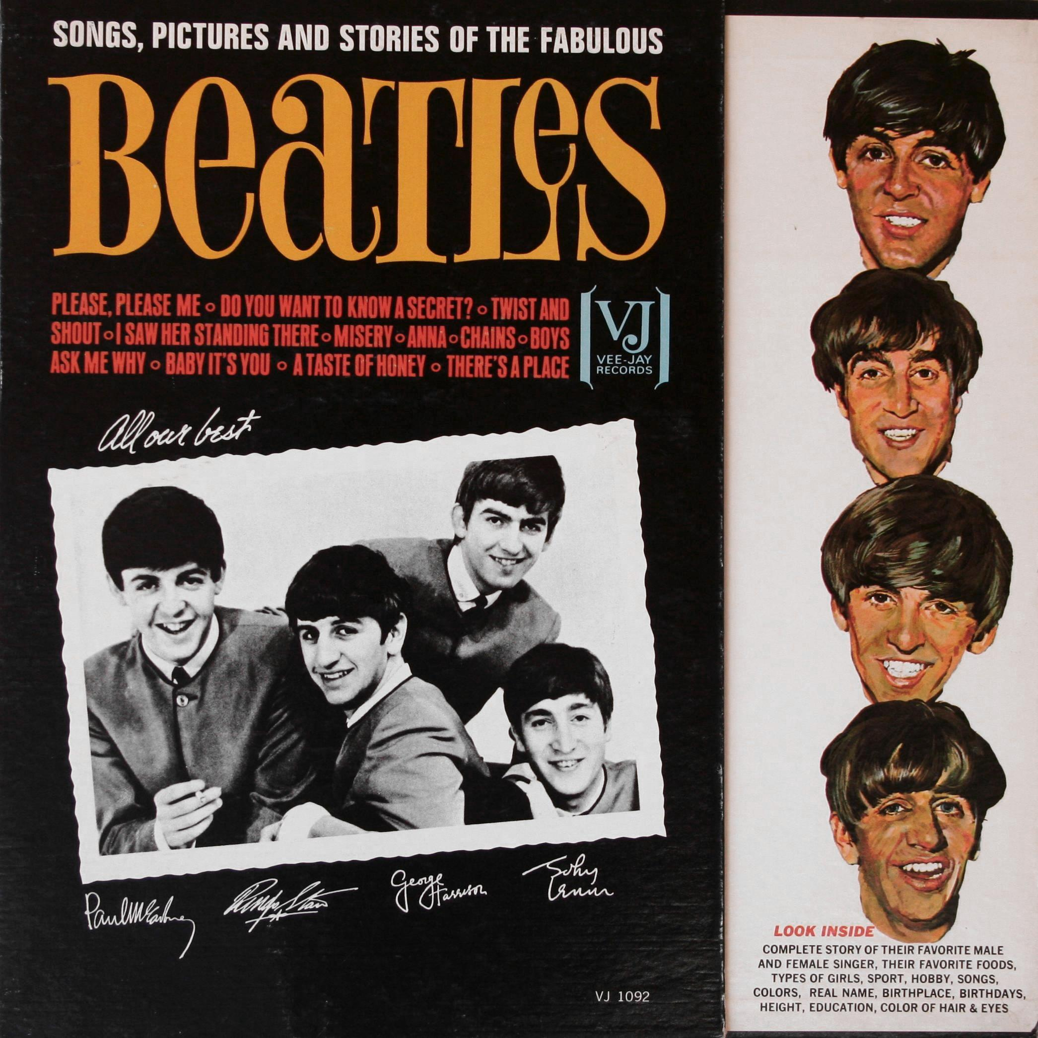 The Beatles Collection » Song, Pictures And Stories Of The ...