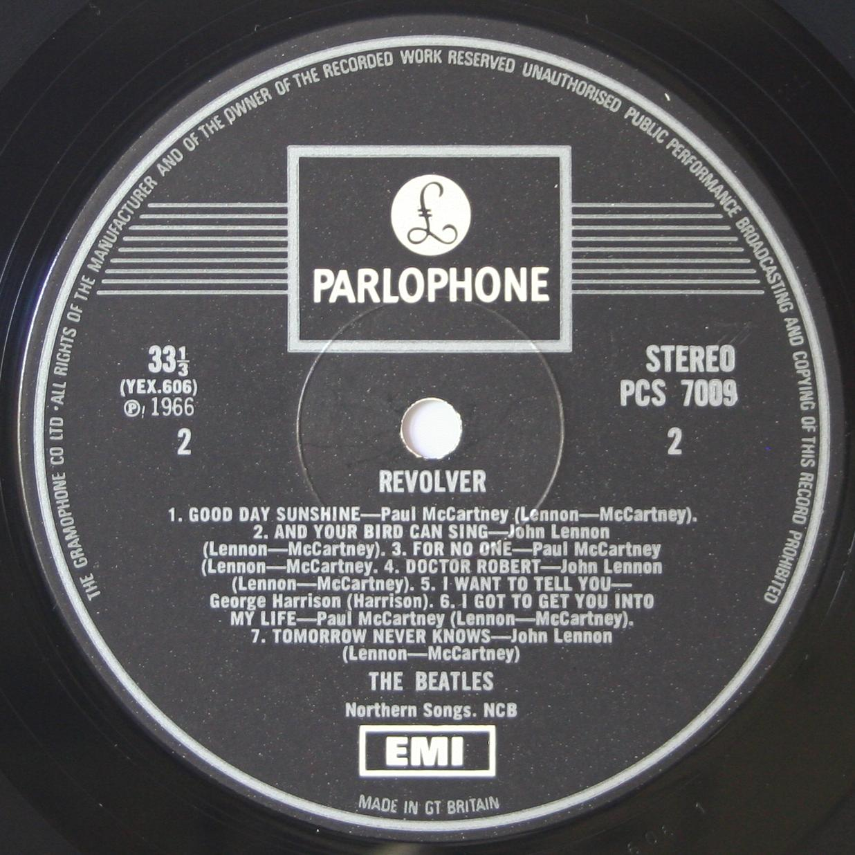 The Beatles Collection 187 Search Results 187 Revolver Stereo
