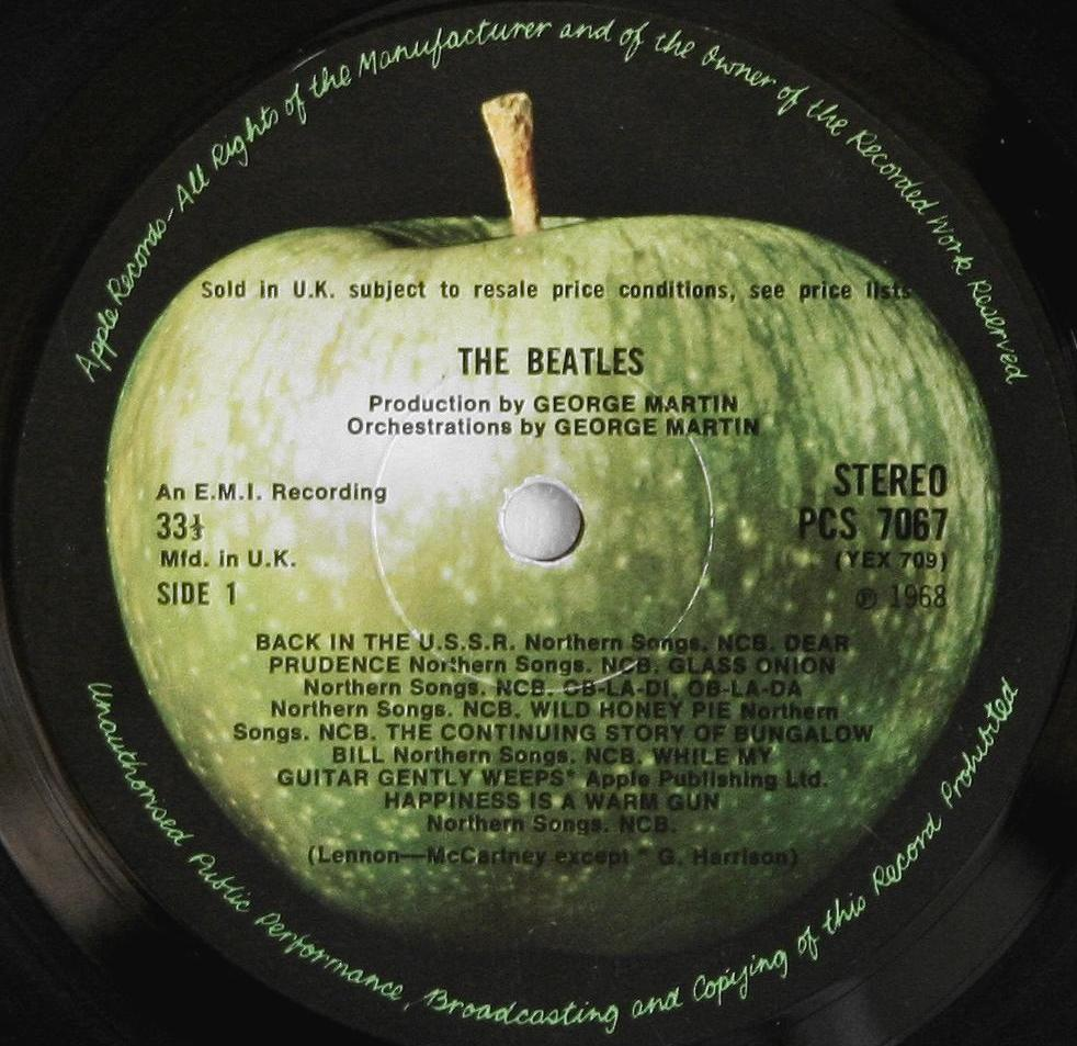 The Beatles Collection » The Beatles (The White Album