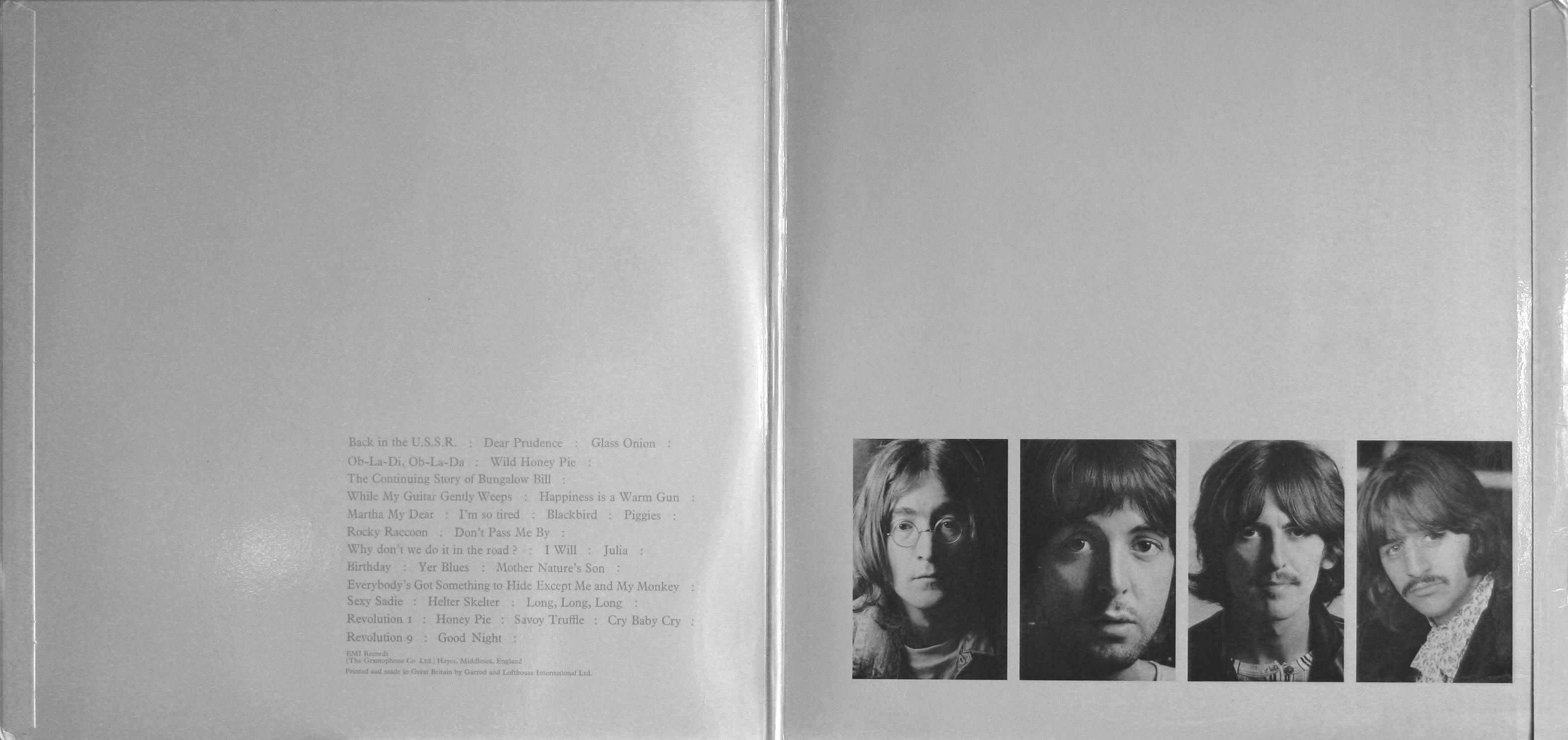 The Beatles Collection 187 The Beatles The White Album