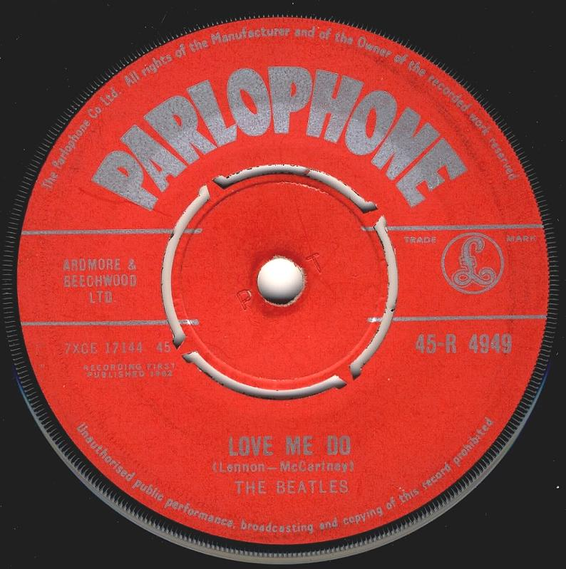 The Beatles Collection » 03  Beatles on Parlophone Records