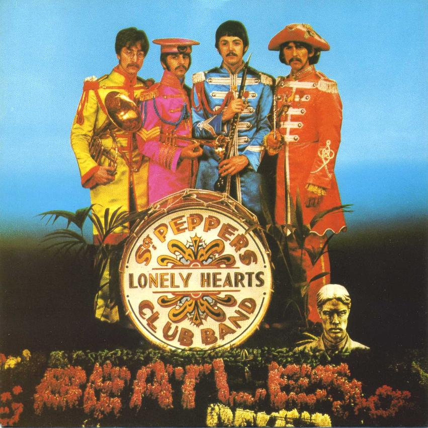 The Beatles Collection 187 Sgt Pepper S Lonely Hearts Club