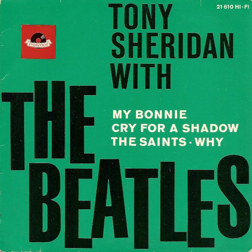 """The Beatles Polska: Ukazuje się EP """"My Bonnie"""" wydane przez Polydor"""