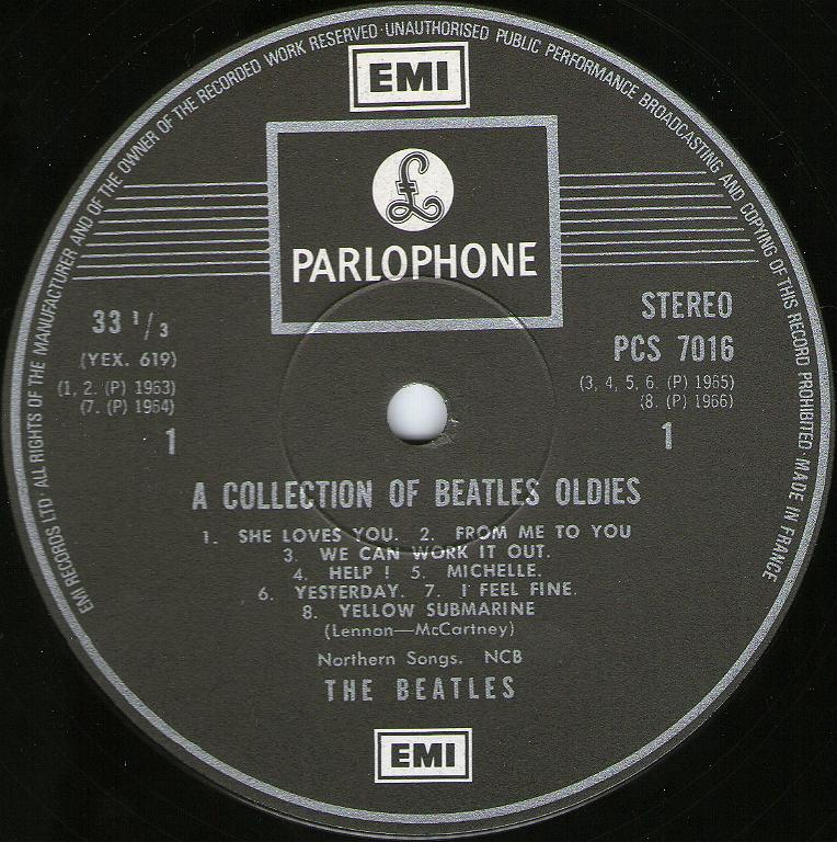 The Beatles Collection 187 16 Beatles For Import Path 233