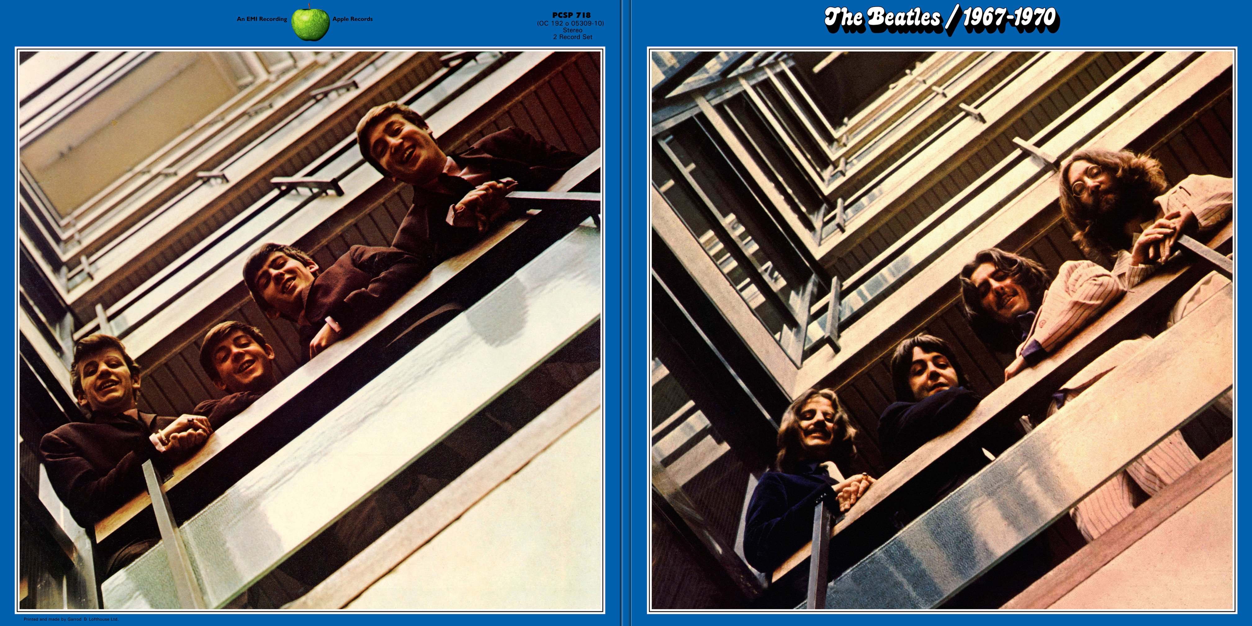 My Personal Record Guide The Beatles 1967 1970 Apple