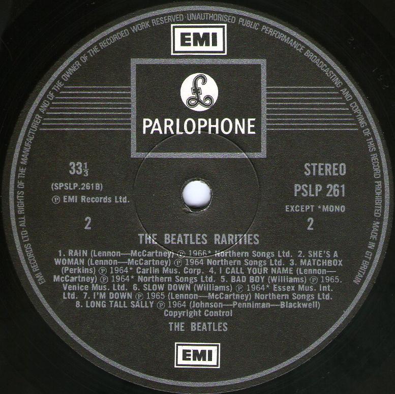 Rarities 261 1st 1978 02