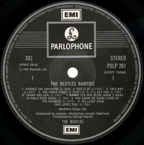 Rarities 261 2pr 1981 01