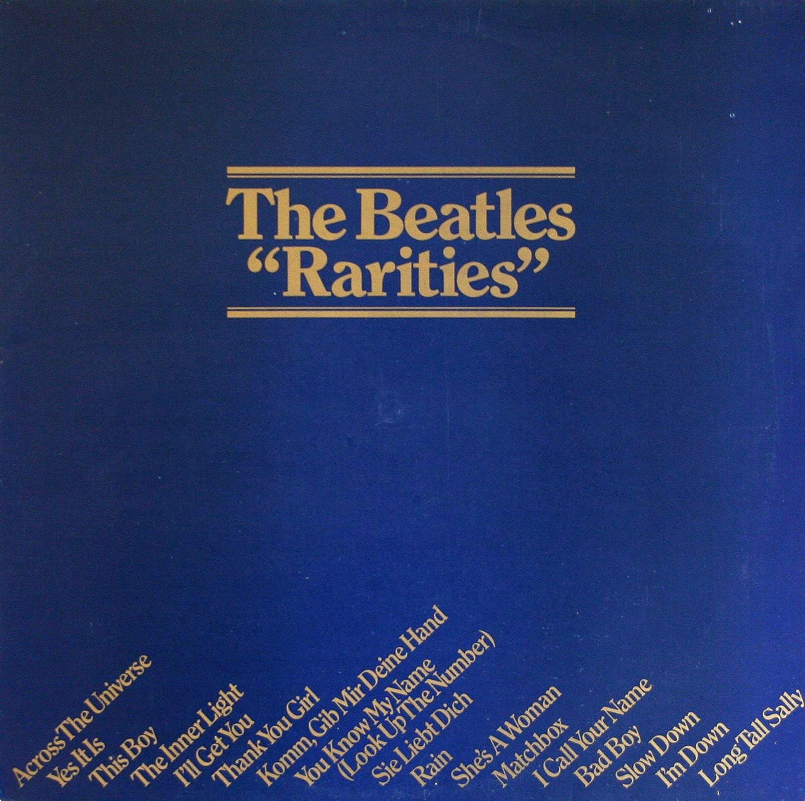 blue album beatles