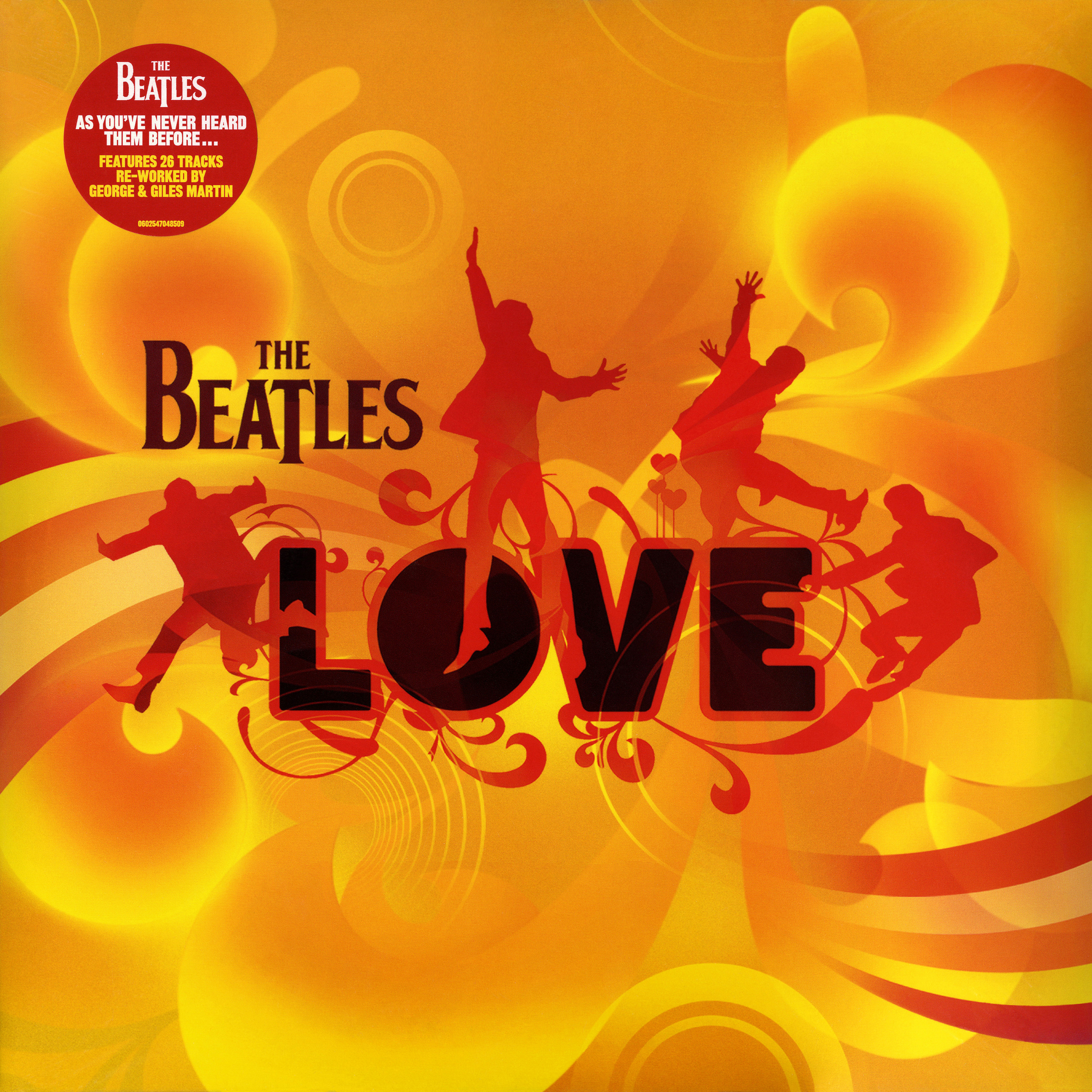 Gmail themes beatles - The Second Pressing Has A Gatefold Sleeve With Apple And Cirque Du Solril Logos On Back Side And Date 2006 And With Credits Beatles Is A Trademarks Of