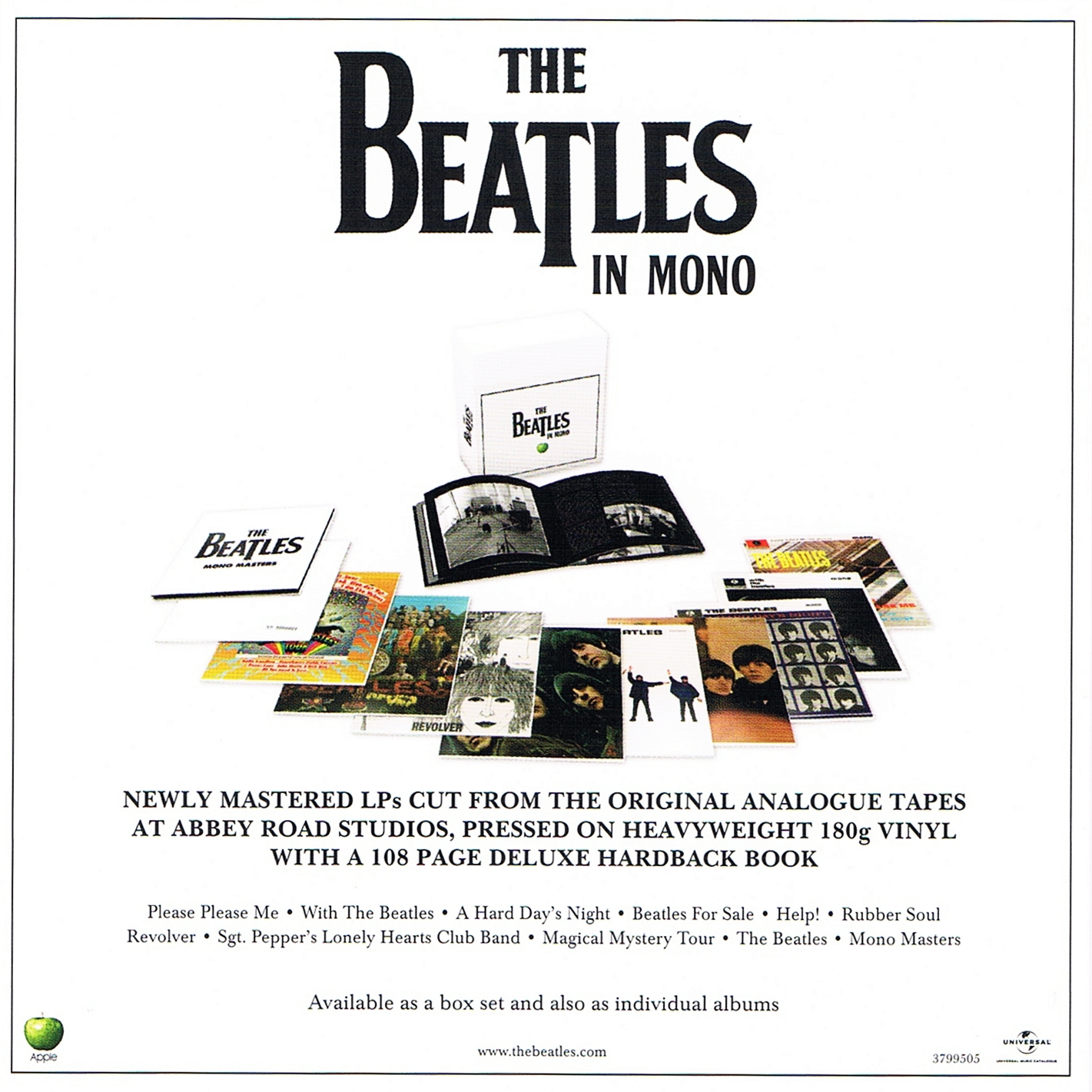 The Beatles Collection » Long Tall Sally, Parlophone GEP 8913