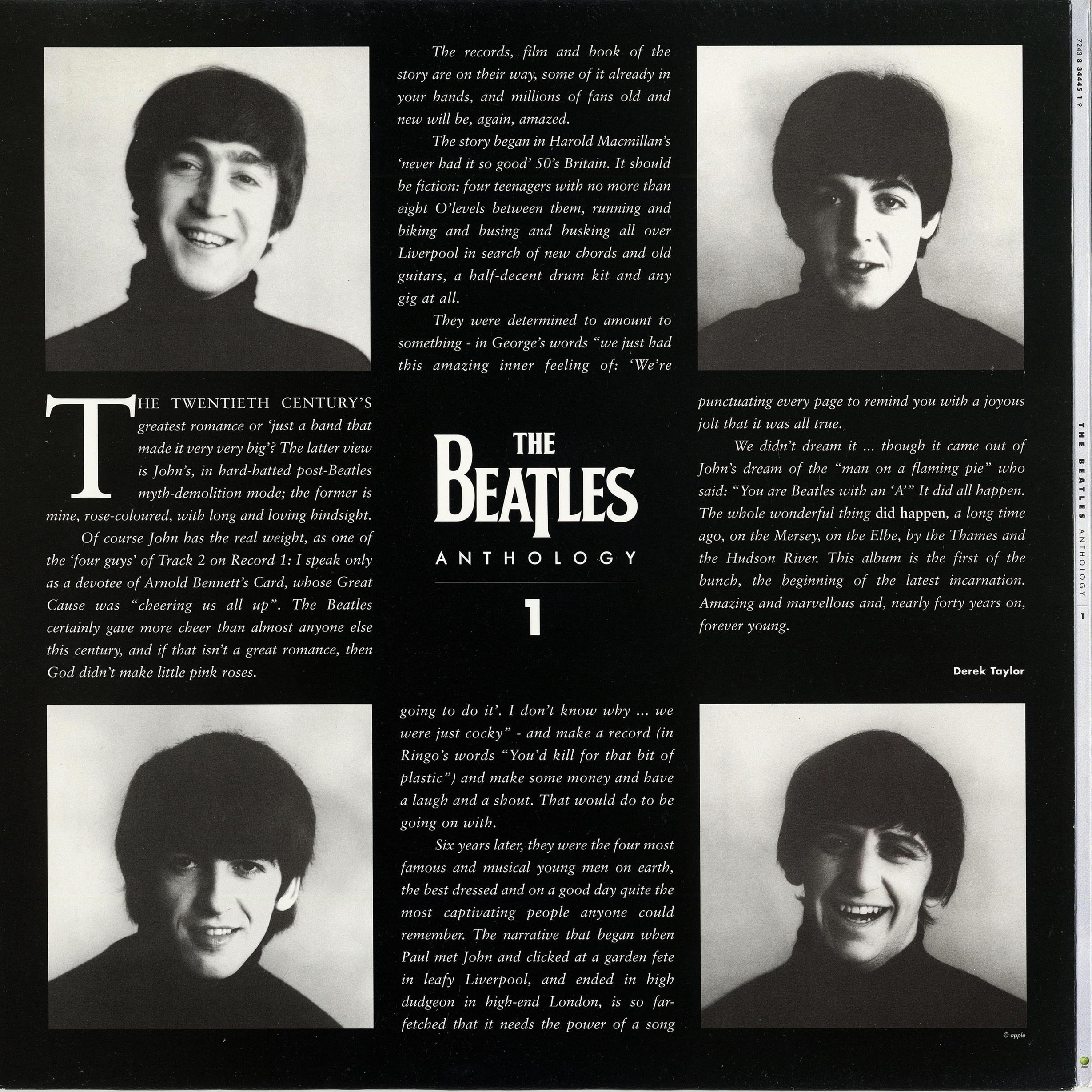 The Beatles - Anthology Box Set (iTunes LP) (2011) 15